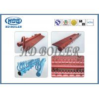 Wholesale Steel Electric Condensing Gas Boiler Header , Power Plant CFB Boiler Spare Part from china suppliers