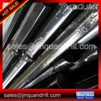 Wholesale percussive drill steel - integral drill steel, tapered rods, plug hole rods and thread rod from china suppliers