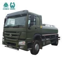 Wholesale Manual Transmission Stainless Steel Water Trucks , Water Truck Equipment from china suppliers