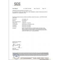 shenzhen syf precision electronics limited Certifications