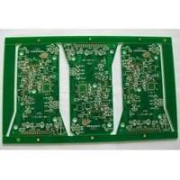 Wholesale Industry Rogers RT / Duroid RF PCB Design With Immersion Gold Finish from china suppliers