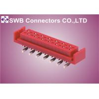 Wholesale Micro match Board to Board Connectors 1.27 mm Pitch , Male Crimp Connector from china suppliers