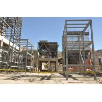 Buy cheap Industrial Pre-engineered Steel Metal Building Customization And Fabrication from wholesalers