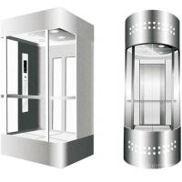 Wholesale 10MM light grey elevator glass from china suppliers