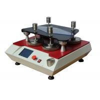 Wholesale Electrical standard abrasion Textile Testing Equipment  ASTM D4966 with Grips from china suppliers