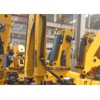 Wholesale XCMG Knuckle Boom Truck Crane , 1400kg Wire Rope Raise from china suppliers