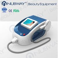 Wholesale Portable home use mini factory price 808nm diode laser hair removal machine from china suppliers