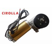 Wholesale High Torque Electric Motor with Planetary Gears , 24 volt dc motor from china suppliers