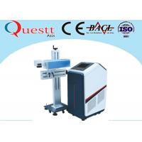 Wholesale Flying Marking Laser Glass Etching Equipment 5W / 8W / 15W For Automatic Producing Lines from china suppliers