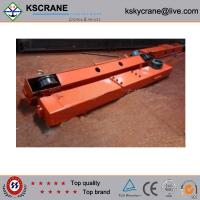 Wholesale High Performance 3ton End Truck For Overhead Crane from china suppliers