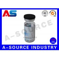 Wholesale Hologram Pharmaceutical 10ml Vial Labels  Stickers Printed For Plastic Tablet Containers from china suppliers