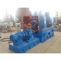 Wholesale 40mm H Beam Flange Straightening Machine High Speed 17m/min 24.2KW from china suppliers