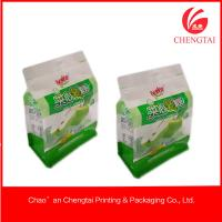 Wholesale Laminated Material Flat Bottom Pouches Tea Ziplock Pouches Eco - Friendly from china suppliers