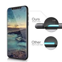 Anti Radiation HD Clear Smartphone Glass Screen Protector Sensitive Touch Mirror Function