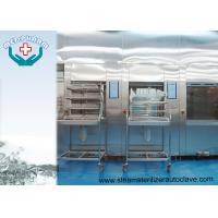 Wholesale Hospital Sterilization Sterilizer With Emergency Stop Switch And Over - current Protection Function from china suppliers