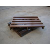 Wholesale No-fumigation WPC Wood Plastic Composite Pallet 1.1m for Shipment from china suppliers