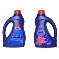 Wholesale Antifungal Full Effect Liquid Lavender Laundry Detergent , Machine Wash / Hand Wash from china suppliers