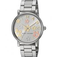 Wholesale Wholesale 2018 NEW Marc Jacobs Silver Women's Classic Stainless Steel Casual Watch MJ3579 from china suppliers
