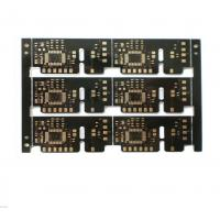Wholesale Professional 2 layer black FR4 board pcb assembly electrical ROHS , UL from china suppliers