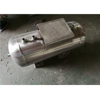 Wholesale ASME Standard Compressed Air Storage Tank For Semitrailer High Temperature Resistance from china suppliers