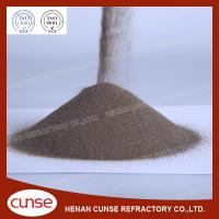 Buy cheap Brown Fused Alumina in Refractory from wholesalers