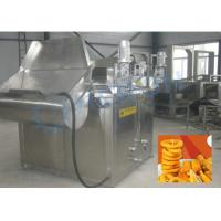 Wholesale Induction French Fries Peanut Automatic Batch Fryer Machine With Single Baskets Type from china suppliers