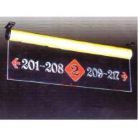 Wholesale plexiglass sign led,illuminated letter signs,acrylic logo sign from china suppliers