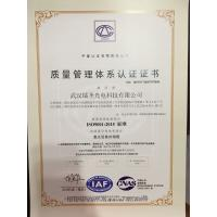 Wuhan LS Photoelectric Technology Co., Ltd. Certifications