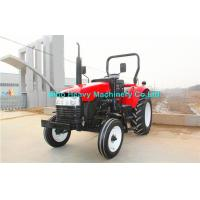 Wholesale Red SHMC554 Four Wheel Drive Tractors / Farm Tractor , 55 Horsepower from china suppliers
