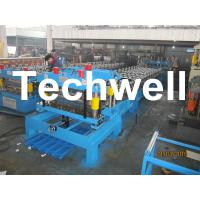 Wholesale Steel Metal Roof Tile Cold Roll Forming Machine For Roof Cladding, Wall Cladding from china suppliers