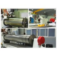 Wholesale Filtration Screen Tube Wire Mesh Making Machine High Pressure Double Crank Control from china suppliers