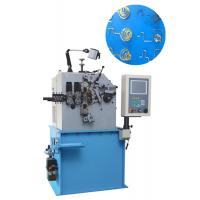 Wholesale Automatic Oiling Compression Spring Machine 250 Pcs/Min For Oil Seal Springs from china suppliers