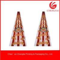 Wholesale Cone Shaped Bags , Custom Shaped  Pouches For Popcorn / Chips / Candy from china suppliers