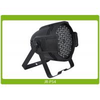 Wholesale Indoor Pro Par 162 Watt 54x3w RGBW LED Light at an affordable price from china suppliers