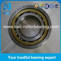 Wholesale QJ207M Four Point Angular Contact Ball Bearing 17mm Height With Brass Cage from china suppliers