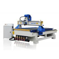 Wholesale 380V Cnc Wood Engraving Machine With Roller 4.5kw HSD Air Cooling Spindle from china suppliers