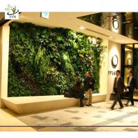 Wholesale UVG GRW03 Artificial Plant Walls for indoor outdoor garden decoration from china suppliers