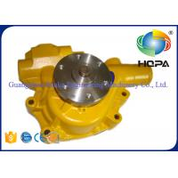 Wholesale PC60 PC70 Excavator Hydraulic Parts , Yellow Water Pump 6206-61-1102 6206-61-1103 from china suppliers
