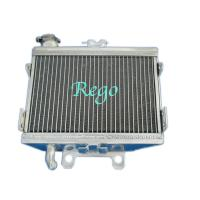 Wholesale Honda 1998 1999 CR125R Aluminum ATV Radiator , Custom Aluminum Radiator Repair from china suppliers