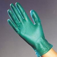 Wholesale XS, S and M Green Synthetic Vinyl pvc Exam protection Disposable Work Gloves from china suppliers