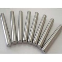 Wholesale High Precision Ground Stainless Steel Rod Chemical / Industrial Metal Round Bar from china suppliers