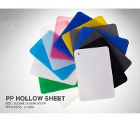 Quality Recyclable PP Hollow Sheet for sale