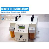 Wholesale Crystal Medical Microdermabrasion Machine For Facial Diamond Microdermabrasion from china suppliers