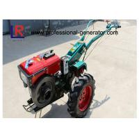 Wholesale Agricultural Tractor Tillers And Cultivators 12HP Farm Hand Tractor ISO Approved from china suppliers