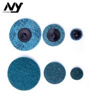 Wholesale Fine Quick Change Sanding Discs , 3m 2 Inch Roloc Sanding Discs Blue Color from china suppliers