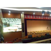 Quality Advertising LCD Video Wall 2*2 Hotizontal 55 Inch 2.0mm Bezel / Gap for sale
