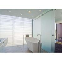 Wholesale Sandblasted Frosted Glass Sheets 8mm Thickness Interior Acid Etched Doors Glass from china suppliers