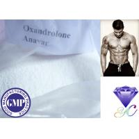 Wholesale Anavar OxandroloneRaw Steroid Powders Hormone CAS NO.53-39-4 For Muscle Growth from china suppliers