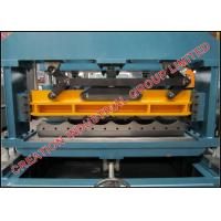 Wholesale Glazed Steel Roofing Tile Cold Roll Forming Equipment Corrugated Sheet Making Machine from china suppliers