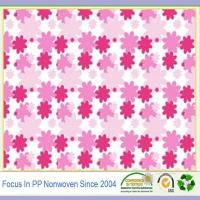Wholesale PP non woven fabric wallpaper in roll non-woven fabric China from china suppliers